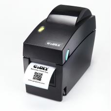 Принтер штрих-кодов Godex DT-2x, 203 dpi, DT, 56 мм