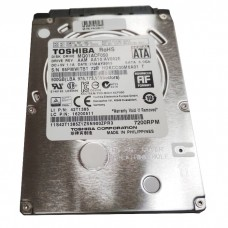 "Жесткий диск HDD 500GB TOSHIBA 2.5"""