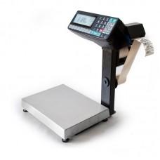 Весы-регистраторы с печатью этикеток MASSA-K MK_R2P10