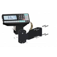 Весовой терминал с печатью этикеток MASSA-K R2P