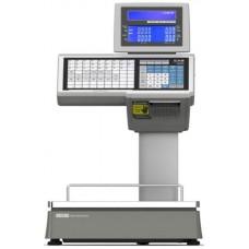 Весы торговые с печатью этикеток CL5000-D