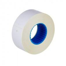 Этикет-лента 21х12 прямоугольная, белая