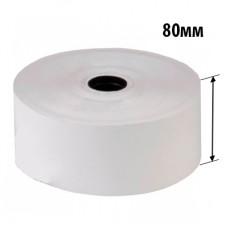 Чековая термолента 80*25*120D (ширина* втулка* диаметр) 55гр/м2