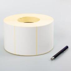 Самоклеящаяся термоэтикетка ТермоЭКО 70x40/40мм (500 шт)