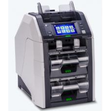 Трехкарманный мультивалютный сортировщик банкнот GRG CM200V