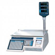 Весы торговые с печатью этикеток LP-R (ver. 1.6)