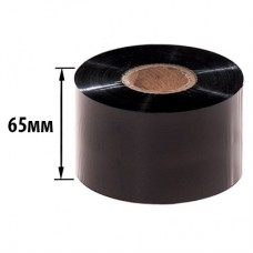 Риббон WAX 65х300х25 (ширина х длина х втулка) OUT/IN